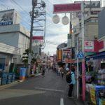 2017・7・15 眠る前に思うこと-清瀬駅探訪そして猛暑列島-