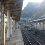 「車旅日記」2005年春【松本から富山へ。今にして思えば、なぜこの旅を思い立ったのか思い出せないのでございます。】初日(松本-飯山-富山)走行距離317㎞ その2-妙高高原駅、親不知駅、アパホテル富山駅前
