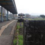「車旅日記」2004年夏【九州を一周してみよう。そう思いたった、真夏の日々でございます。】3日目(宮崎-志布志-枕崎-鹿児島)走行距離382㎞その1-アーバンキット宮崎、青島駅、油津駅、串間駅、志布志駅